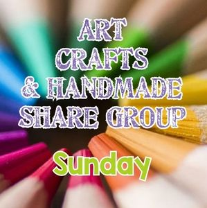 8/1 ARTS, CRAFTS AND HANDMADE SHARE GROUP